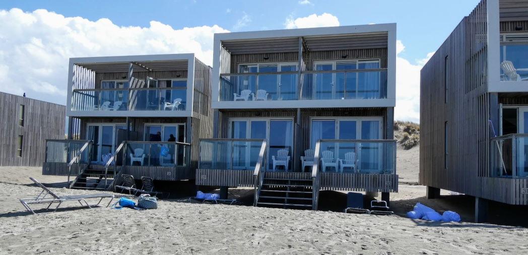 Beach Villa's Voorkant