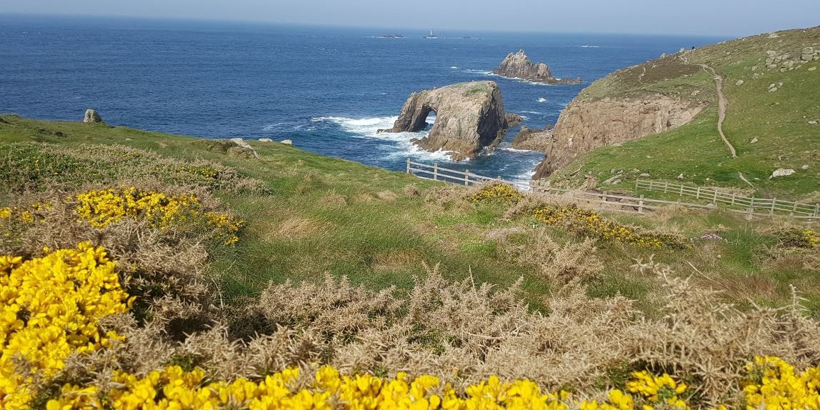 Cornwall bij Land's End