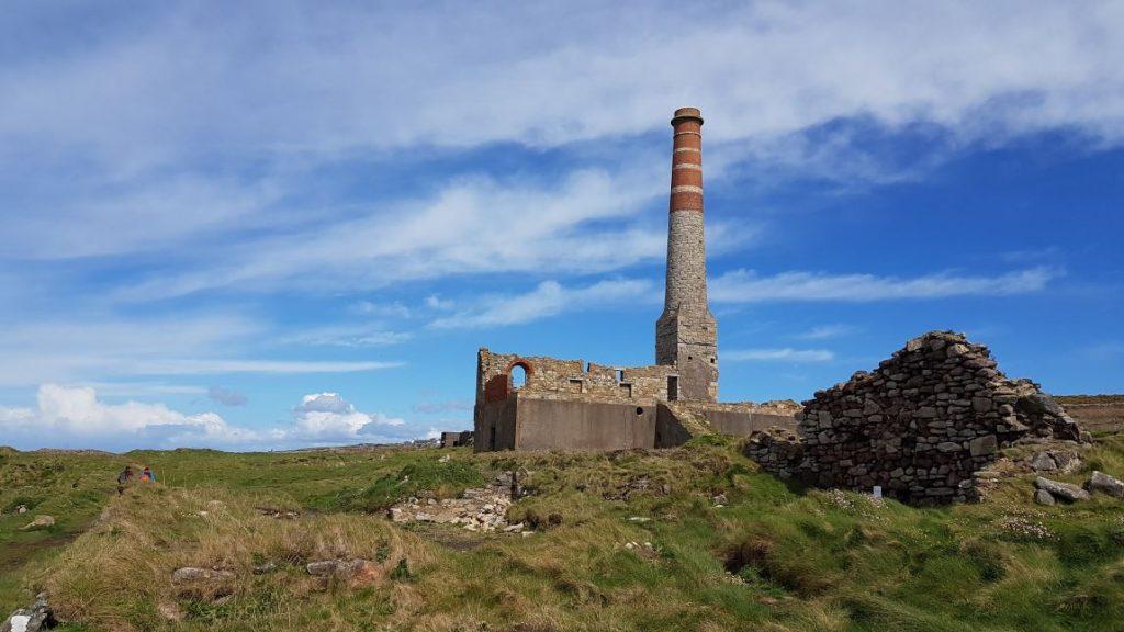 Cornwall mijnbouw