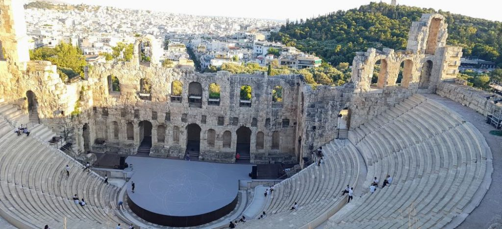 Amfitheater Athene
