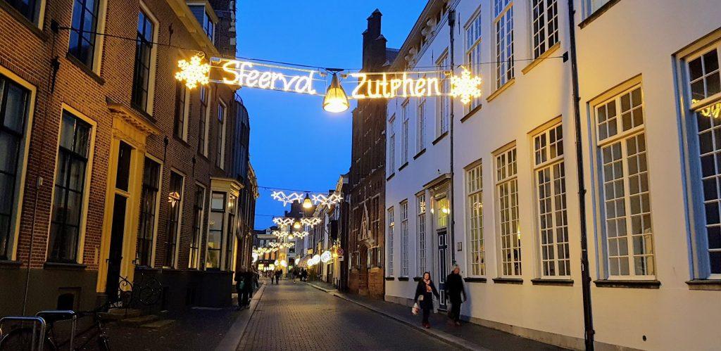Feestverlichting Zutphen