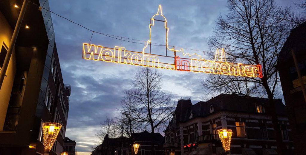 Feestverlichting Deventer