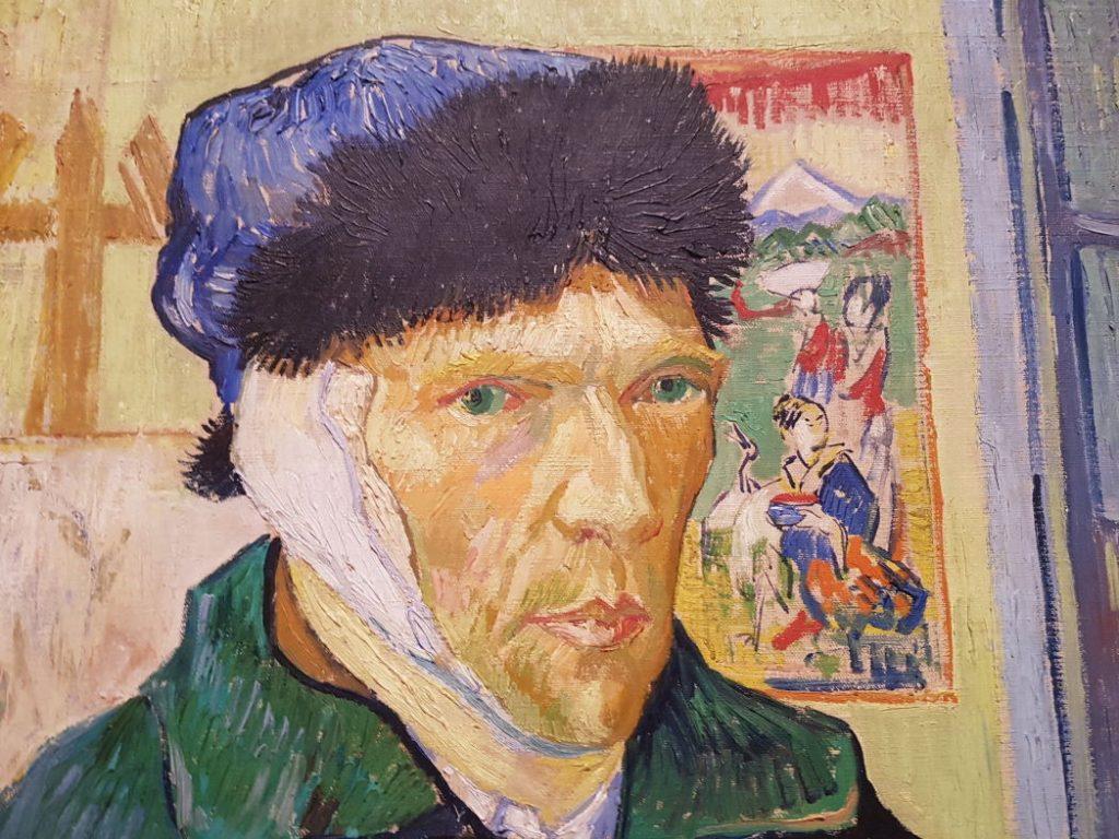 Van Gogh zelfportret